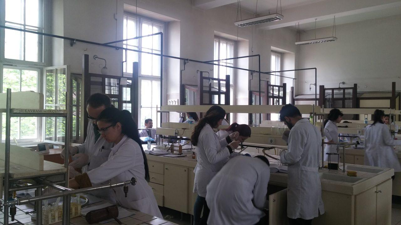 Kimya Bölümü